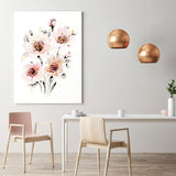 Morning Glow giclée canvas (READY TO HANG) - Senay Design Studio