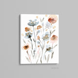 Serenity Glow giclée canvas (READY TO HANG) - Senay Design Studio