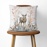 Beautiful Deer pillow cover