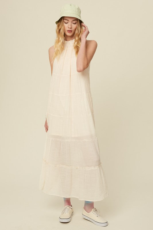 Clarissa Dress in Cream