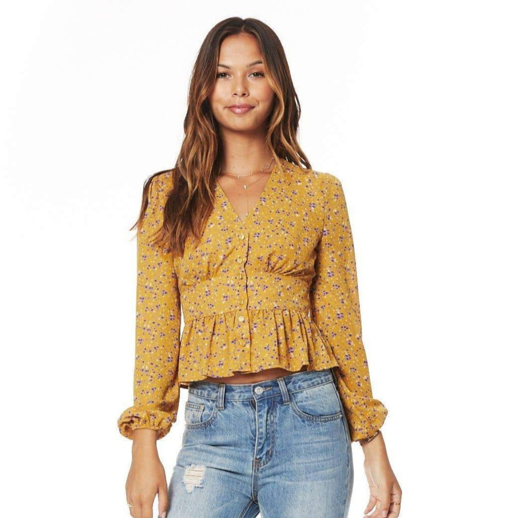 Sol Long Sleeve Top
