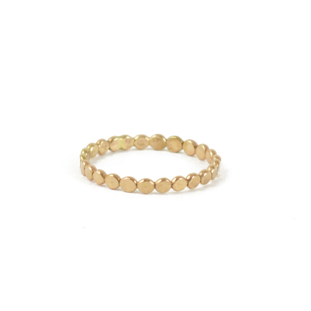 Felix Stacking Set in Gold