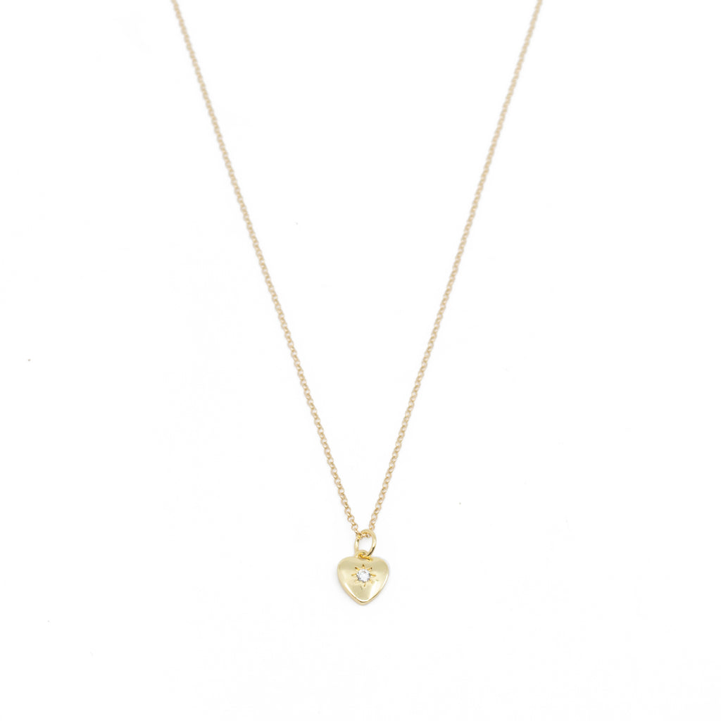 Lola Necklace in Gold