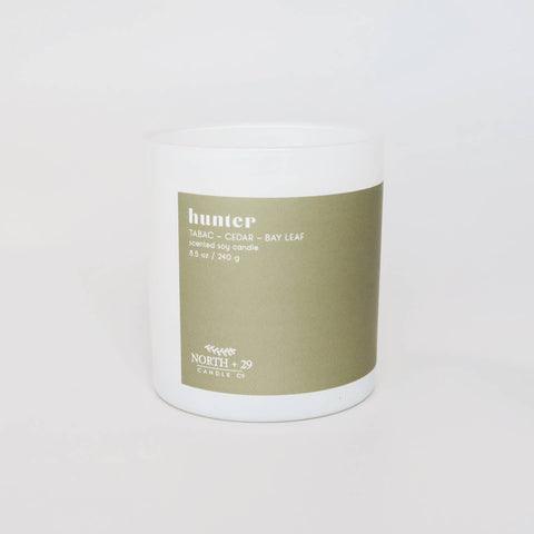 Hunter Soy Candle