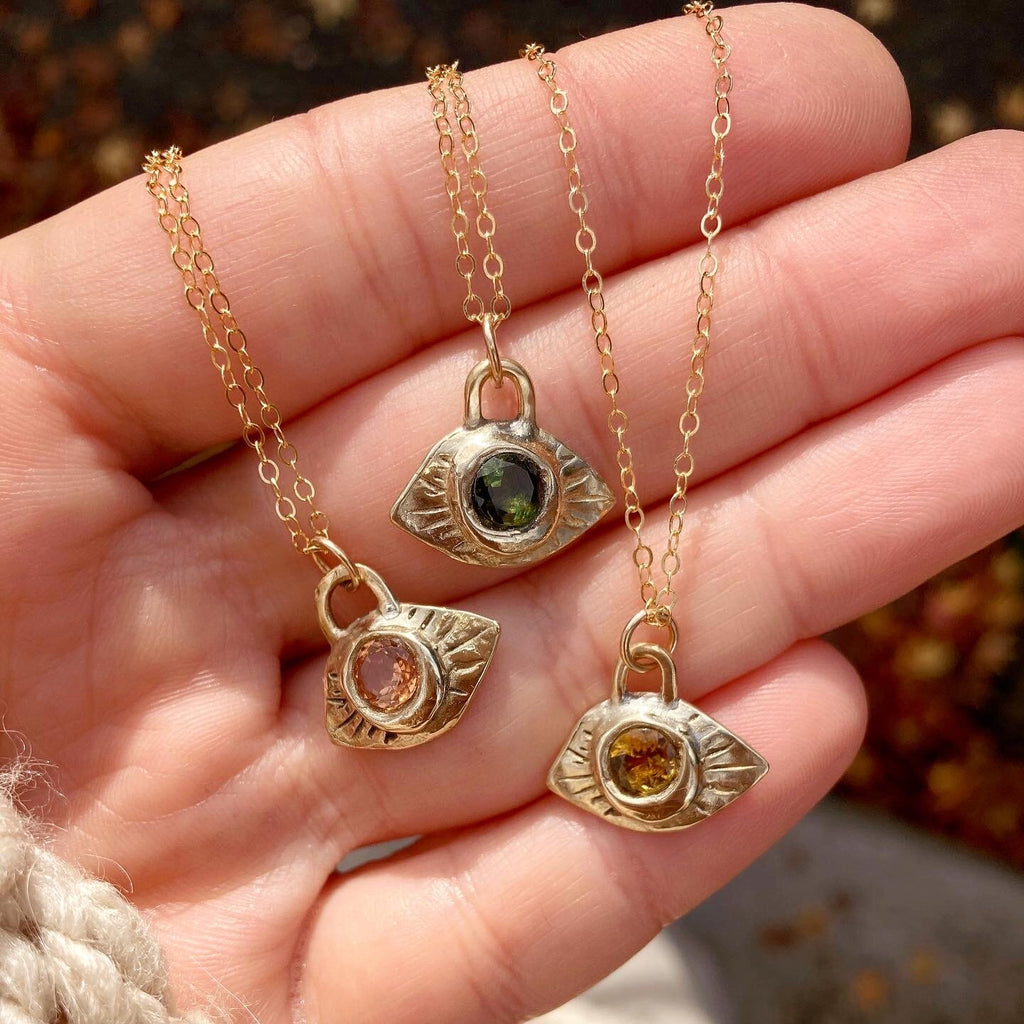Cosmic Eye Amulet