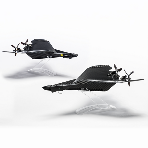 Carbon Flyer twin pack
