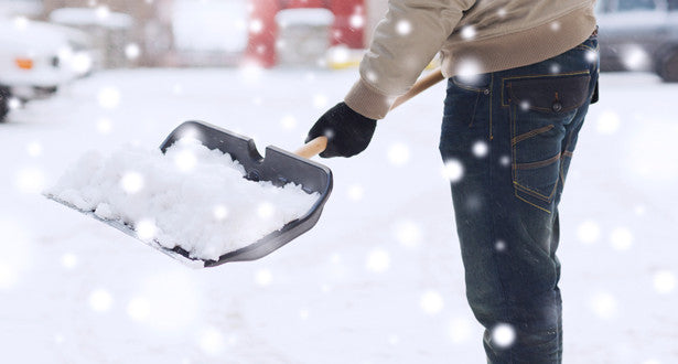 Use Coffee Grounds to Salt Snowy Walkways this Winter