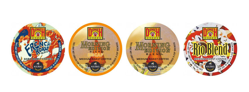 Diedrich Morning Edition Blend K-Cups Giveaway