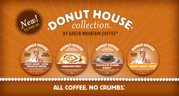 Donut House K-Cups Sweepstakes