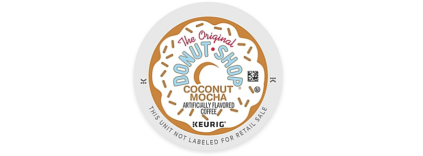 Introducing The Original Donut Shop Coconut Mocha K-Cups!