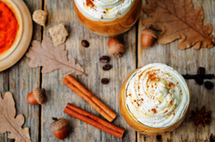 DIY Copycat Starbucks Pumpkin Spice Latte Recipe Using Green Mountain Pumpkin Spice K-Cups