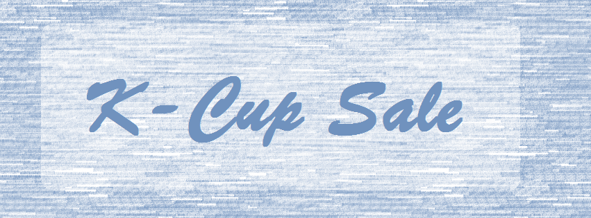 It's Another Thursday K Cup Sale!