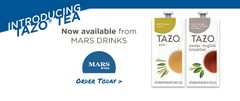 Introducing our New Products from Tazo Tea from Flavia by Mars Drinks