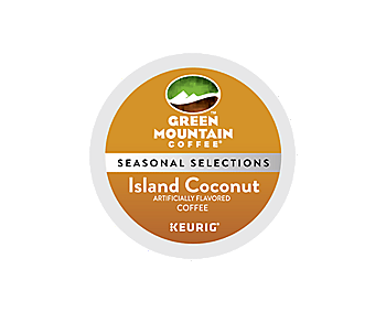 SEASONAL K-CUPS