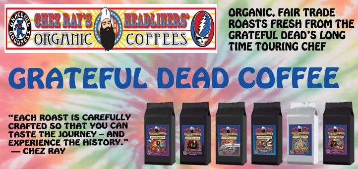 Grateful Dead Coffee