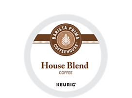 Barista Prima House Blend K-CUP Pods