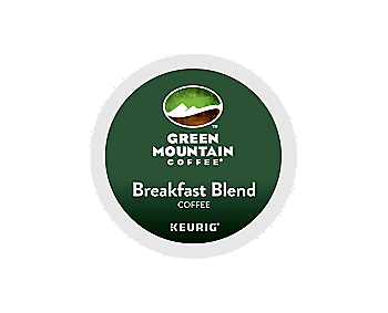 Green Mountain Breakfast Blend K-CUP Pods