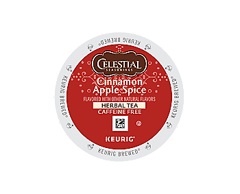 Celestial Seasonings Cinnamon Apple Spice K-CUP Pods