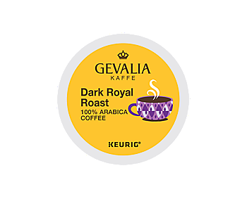 Gevalia Dark Royal Roast K-CUP Pods