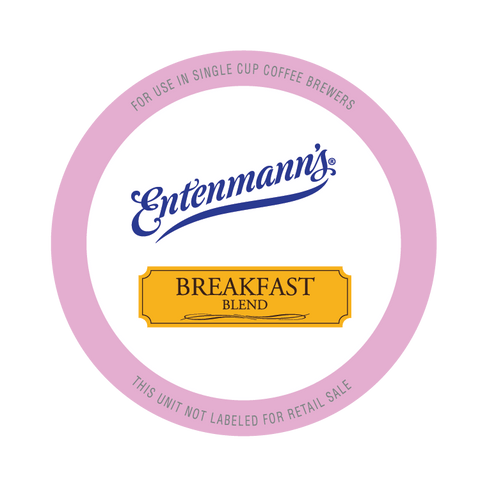 Entenmann's Breakfast Blend Coffee Pods