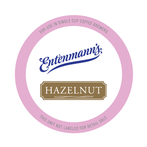 Entenmann's Hazelnut Coffee Pods