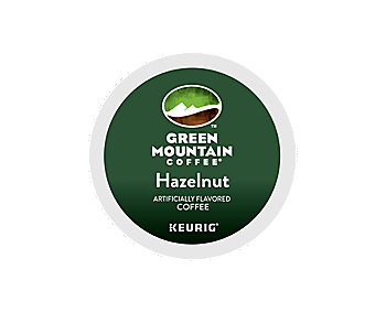 Green Mountain Hazelnut K-CUP Pods