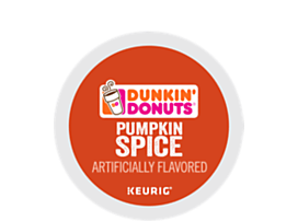 Dunkin Donuts Pumpkin Spice K-CUP Pods