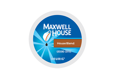 Maxwell House House Blend K-CUP Pods