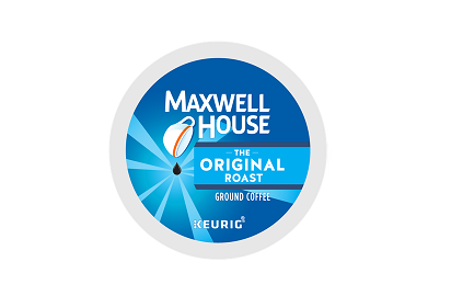 Maxwell House Original Roast K-CUP Pods