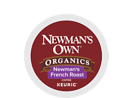 Newman's Own Organics French Roast K-CUP Pods