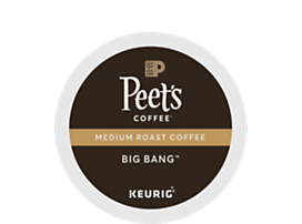 Peet's Big Bang K-CUP Pods