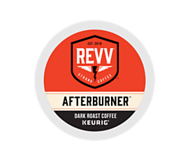 REVV Coffee Afterburner K-CUP Pods