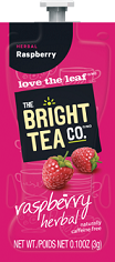 Flavia Bright Tea Co. Raspberry Herbal