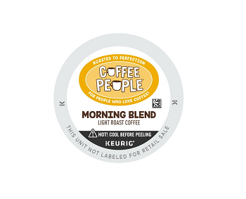 Coffee People Morning Blend K-Cup Pods