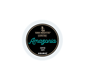 Van Houtte Amazonia Fair Trade Organic K-CUP Pods