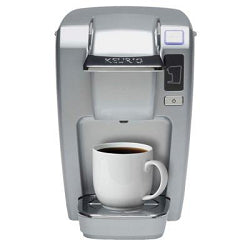 Brewers - Keurig K15 Mini Plus Personal Brewer Platinum