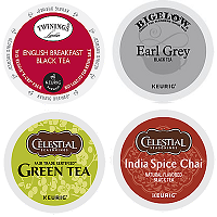 Tiki Hut Tea K-Cup Bundle