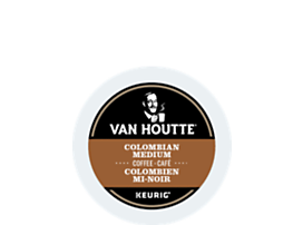 Van Houtte Colombian Medium K-CUP Pods