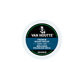 Van Houtte Decaf French Roast K-CUP Pods