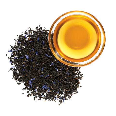 TEAJA-Earl Grey Cream Organic Loose Leaf Tea - 8oz bag