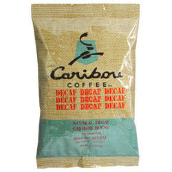 Gourmet Coffee - Caribou Blend Decaf 2.5oz Bags