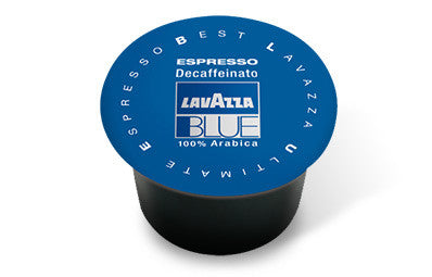 Gourmet Coffee - Lavazza Blue Espresso Decaffeinato