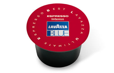 Gourmet Coffee - Lavazza Blue Espresso Intenso
