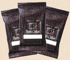 Gourmet Coffee - Peet's House Blend Decaf 2.5oz Bags