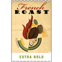 Gourmet Coffee - Starbucks French Roast 1lb Whole Bean Coffee