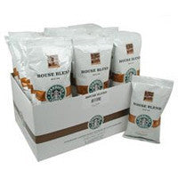 Gourmet Coffee - Starbucks House Blend 2.5oz Bags