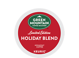 Green Mountain Holiday Blend K-CUP Pods