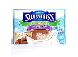 Hot Chocolate - Swiss Miss Milk Chocolate Hot Chocolate Packets