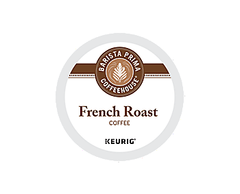 K-Cups - Barista Prima French Roast K-Cups