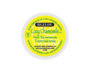 K-Cups - Bigelow Cozy Chamomile Tea K-Cups